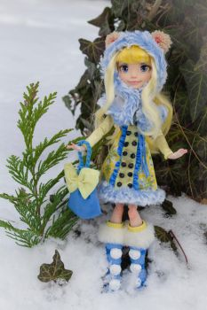 Blondie Lockes - Epic Winter OOAK by ArminMin