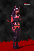 Demon Nun by ManbeastMan
