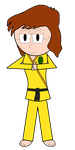 April O' Neil by Toon-Resurrection92