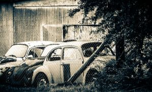 Car Grave IV by mikeheer