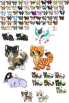 Unsold adopts [open] by XxAdoptxX