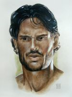 Joe Manganiello portrait 3 by dmkozicka