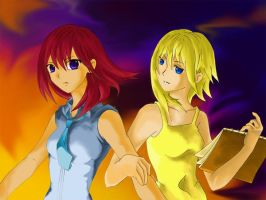KH: We'll Go Together by numina-namine