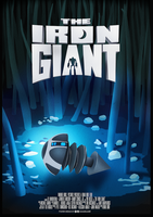 The Iron Giant Poster by Ellmer