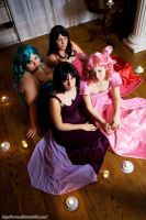 Princesses by Candlelight by Olivias-Atelier