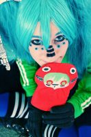Matryoshka Miku at Jerez 2011 by TheBlestSlumbergold