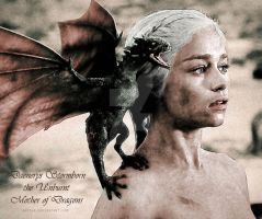 Daenerys - Mother of Dragons by Kot1ka