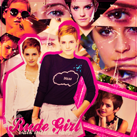 Rude Girl - Blend by AreliCyrusBieber