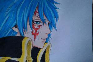 Jellal Fernandes Color by BKFT201