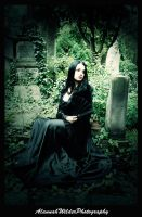 +Cemetery Nymph+ by AlannahWilder