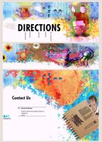 Directions- Art by shawkash
