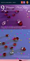 Heart Ruby on Floor PRE by LuisFaus