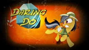 Daring Do Wallpaper by CKittyKat98