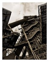 Steelworkers Ambience 03 by HorstSchmier