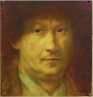 Rembrandt - Dry Pastels by nathaliagomes