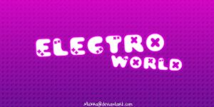 Electro World by Mickka