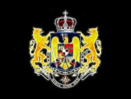 Kingdom of Romania CoA by Zaigwast