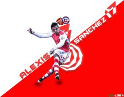 sanchez alexis by younesOPB