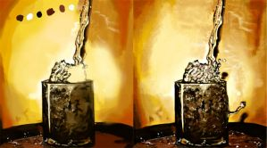 glass water study by CobyRicketts