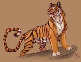 Tigerthing by Tigerty