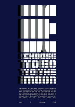 Typography Poster 2 by Simanion