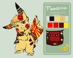 Macedonia - Worldchu/Sonachu by keldeos