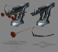 Plungergun Concept Complete by htkpeh