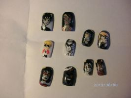 Homestuck Nails by NatsuhiBB