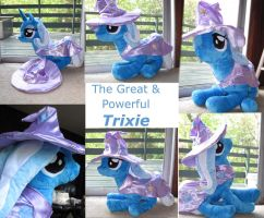 The Great and Powerful Trixie COMPLETE by munchforlunch
