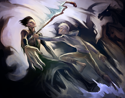 Rise of the Guardians by Sawitry