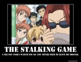 The Stalking Game by Aralyn187