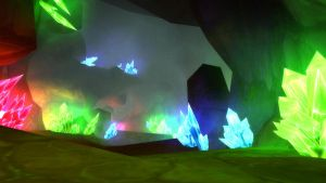 Crystal Cave by Saphira001
