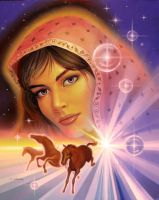Children Of The Anarii 2: The Awakening by AlanGutierrezArt