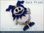 Jack Frost Magnet by souldreamx