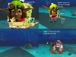 Jak and daxter missions in a nutshell by irkenartwork12