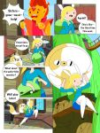 Too Hot To Handle Pg 09 by Live4Adventure