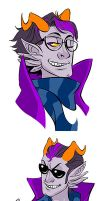 Eridan's Stylin' by heartbroken-girl