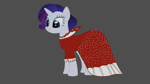 Rarity -Holiday- by Amana07