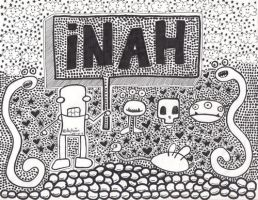 doodle:inah by andreakris