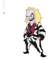Beetlejuice by Piro-Man