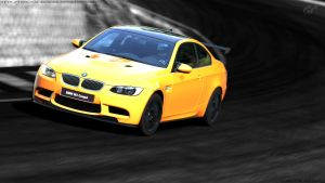 BMW M3 GTS by trial-the-echidna