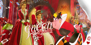 Queen of hearts by byCreation