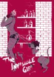 The Invisible Girl by Vuuran