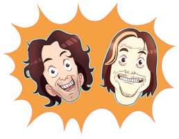 Game Grumps by Tai-Porto