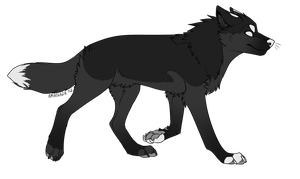 Wolf adopt 2 open by ThreesomeAdopts
