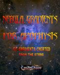 Nebula gradients for Apophysis/UF by CMDRCHAOS