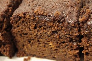 Ginger Cake Close-Up by RealUprightMan
