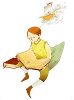 Reading by Nachan