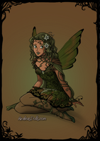 Earth the Fairy by PiccoloFreakNamick