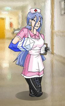 Nurse Mayleen by excilion